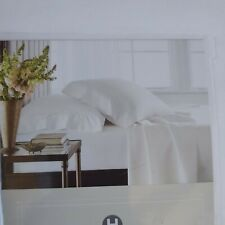 Hotel Collection Supima Cotton 800 Thread Count King Pillowcase Pair White