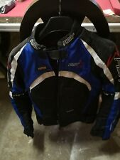 RST Rift Motorcycle Motorbike Jacket Armour Liner Waterproof Mens Small 40 Chest