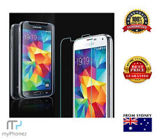 Tempered Glass Screen Protector for Samsung Galaxy S5 SV Film Guard SYDNEY OZ