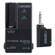 BOSS WL-50 Guitar Wireless System New in Box