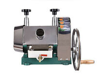SUGAR CANE JUICER MACHINE Ginger Press Extractor High Quality Sugarcane Presser