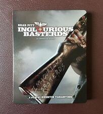Inglourious Basterds STEELBOOK Blu ray *MINT*