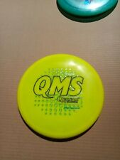 177g Millennium Aurora Qms Appoved chartreuse straight midrange disc golf driver