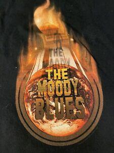 VTG 90s  The Moody Blues Band Tour T Shirt 2XL