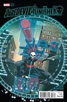 Daredevil The Punisher #3 Marvel Comic 1st Print 2016 unread NM