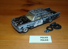 Dinky 258 USA Police Car Desoto Fireflite for Restoration with Parts (RV180)