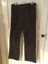 Levi's vintage cord trousers 32x32