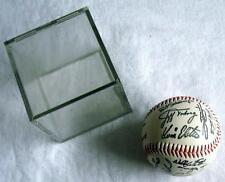 NEW YORK METS ~ 1992 Team Signed Baseball