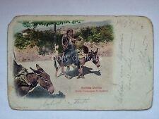 SPALATO SPLIT campagna contadina splitska okolica dalmazia vecchia cartolina