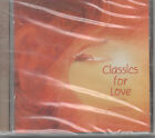 Classics for Love Part One Aramesh CD NEU Ave Maria For Elise Mondscheinsonate