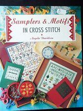 Cross Stitch Charts - Samplers and Motifs in Cross Stitch - Angela Davidson