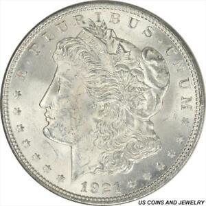 1921 Morgan Silver Dollar  Brilliant Uncirculated