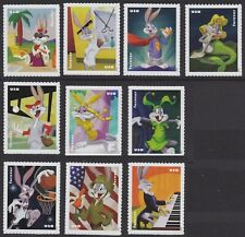US 5494-5503 Bugs Bunny forever set (10 stamps) MNH 2020