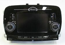 RADIO Original + FIAT 500 500L 500X + Fiat 312 VP2 ECE DAB NAV + Navigation