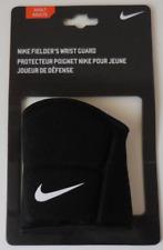 NIKE Adult Unisex Baseball Fielder's Wrist Guard Color Black/White Size OSFM New