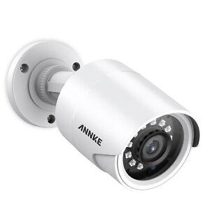 SANNCE 3000 TVL Black Bullet Security Night Vision Surveillance CCTV Camera IR