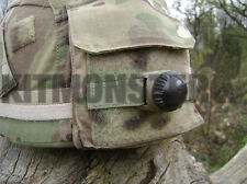 New VCRO Strap for Mockingbird IR IFF Strobe Olive for Multicam & MTP Helmets