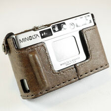 MInolta TC-1 TC1 Patagonean  Case REAL hand made