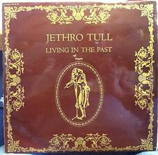 JETHRO TULL living in the past 2 LP Mint- Spanish Spain 1st Press 1973 A1/B1