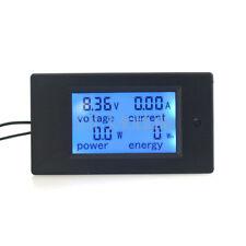 Medidor de voltaje de corriente DC 6.5-100v 50 A Power Energy Combo Monitor + 50 A derivación