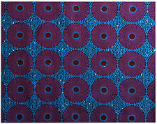 Wholesale African Print Fabric Ankara Wax Textile Cloth African Art 6 yards