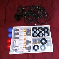 Lego Mindstorms 9797 Education NXT Base Set Parts Incomplete