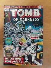 Tomb Of Darkness 16 Marvel Comics