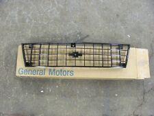 NEW OEM GM Front Grille 84 85 86 87 Cavalier Z24? 14067090 Model JE Discontinued