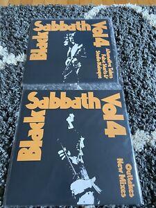 Black Sabbath Vol. 4 Super Deluxe Box Set - Outtakes ONLY