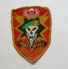 Patch_ Special Forces Mobile Strike Force MIKE FORCE Team - Vietnam War Patch
