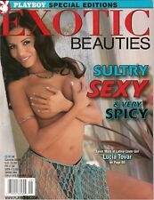 PLAYBOY SPECIAL EDITION EXOTIC BEAUTIES SEXY SPICY LUCIA TOVAR NOVEMBER 2004