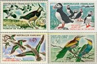 EBS France 1960 - Bird Migration & Protection - Oiseaux - YT 1273-1276 MNH**