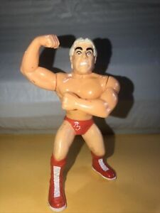 "Hasbro WWF Ric Flair Rare ""The Nature Boy"" Wrestling Action Figure WWE Vtg Rick"