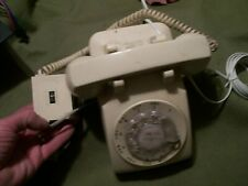 Vintage Rotary Phone System Western Electronics Bell 500Dm With Vol. Control