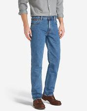 Men's WRANGLER  Jeans stonewash Blue Color Size 30/32 BNWT