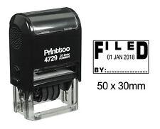 Printtoo-Büro-Briefpapier-Dater archiviert durch Text mit Zeichen-PR4729-26