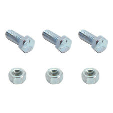 Mr Gasket 3413 HEADER COLLECTOR BOLT KIT 6PC SET W/ SPECIAL LOCKING NUTS