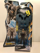 "THE DARK KNIGHT RISES~ Deluxe FIST FURY BANE~ 3.75""in  Figure ~ NEW"