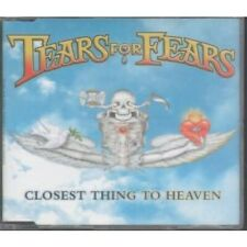 TEARS FOR FEARS Closest Thing To Heaven CD Europe Arista 1 Track Promo