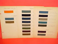 1933 CHEVROLET DODGE FORD CAR TRUCK OLDSMOBILE ROADSTER COUPE FALL PAINT CHIPS