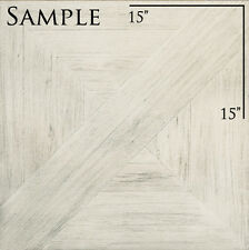 "SAMPLE of 30"" x 30"" REFIN Ceramiche MANSION LOUNGE Floor Tile Made in Italy"