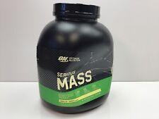 Optimum Nutrition Serious Mass Vanilla Weight Gainer Protein Powder  6lbs