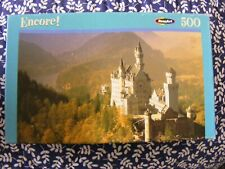 New Rose Art ENCORE! 500 Jigsaw Piece Puzzle Bavaria Germany Castle