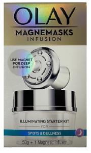Olay Magnemasks Infusion, Illuminating Starter Kit for Spots, 1.7 oz