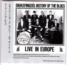 Snakefinger - Snakefinger's History Of The Blues Live In Europe - CD 24Bit Rem.)