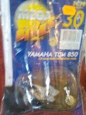 MEGA Moto Maisto modello Yamaha TDM 850 & file da collezione info Issue 30