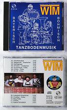 WTM WALDLERISCHE TANZBODENMUSIK Bayerisch-Böhmisch .. Rare 1998 CD TOP