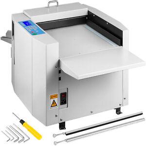 VEVOR Electric Creasing Machine Paper Creasing Machine 120W Electric Creaser