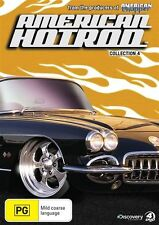 American Hot Rod : Collection 4 (DVD, 2009, 4-Disc Set) Region 4