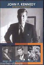 SIERRA LEONE 50th MEMORIAL ANNIVERSARY OF JOHN F. KENNEDY  SHEET MINT NH